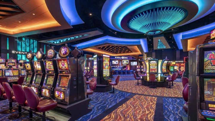 Outstanding Casino As Well As Pc Gaming Tools