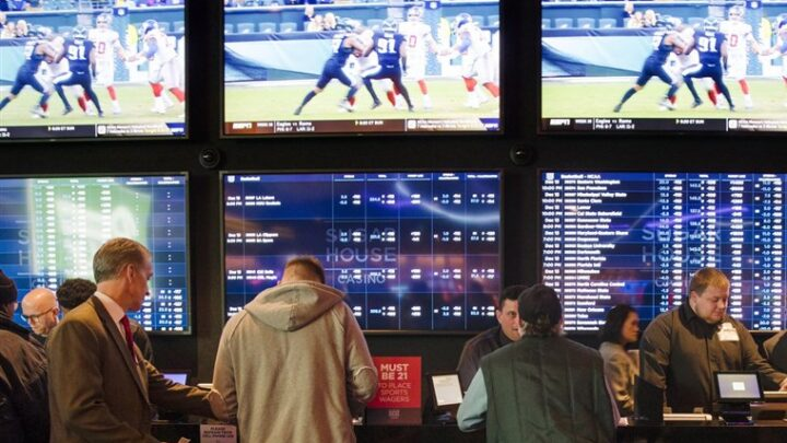Five Brilliant Methods To make use of Online Gambling