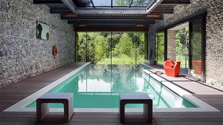 A Brief Program In Swimming Pool Home Builder