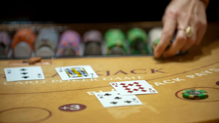 Five Ideas That can Change How You Gambling
