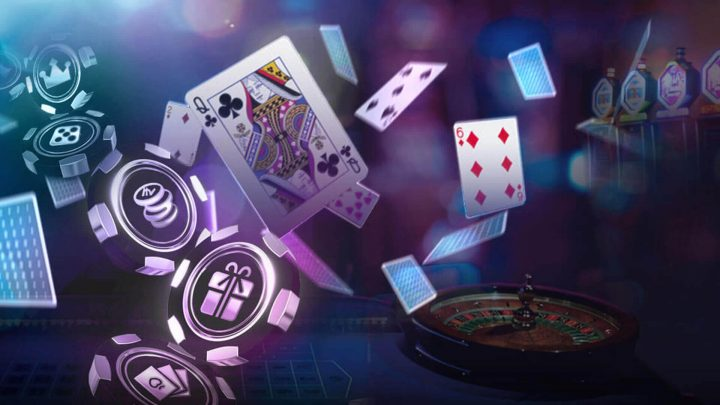 Online Casino However Forget Simply A Couple Of Easy