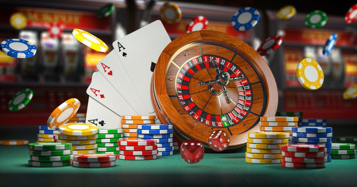 6 Methods To Get Via To Your Gambling