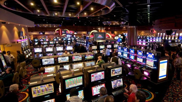 Nine Issues To Do Instantly About Casino Game